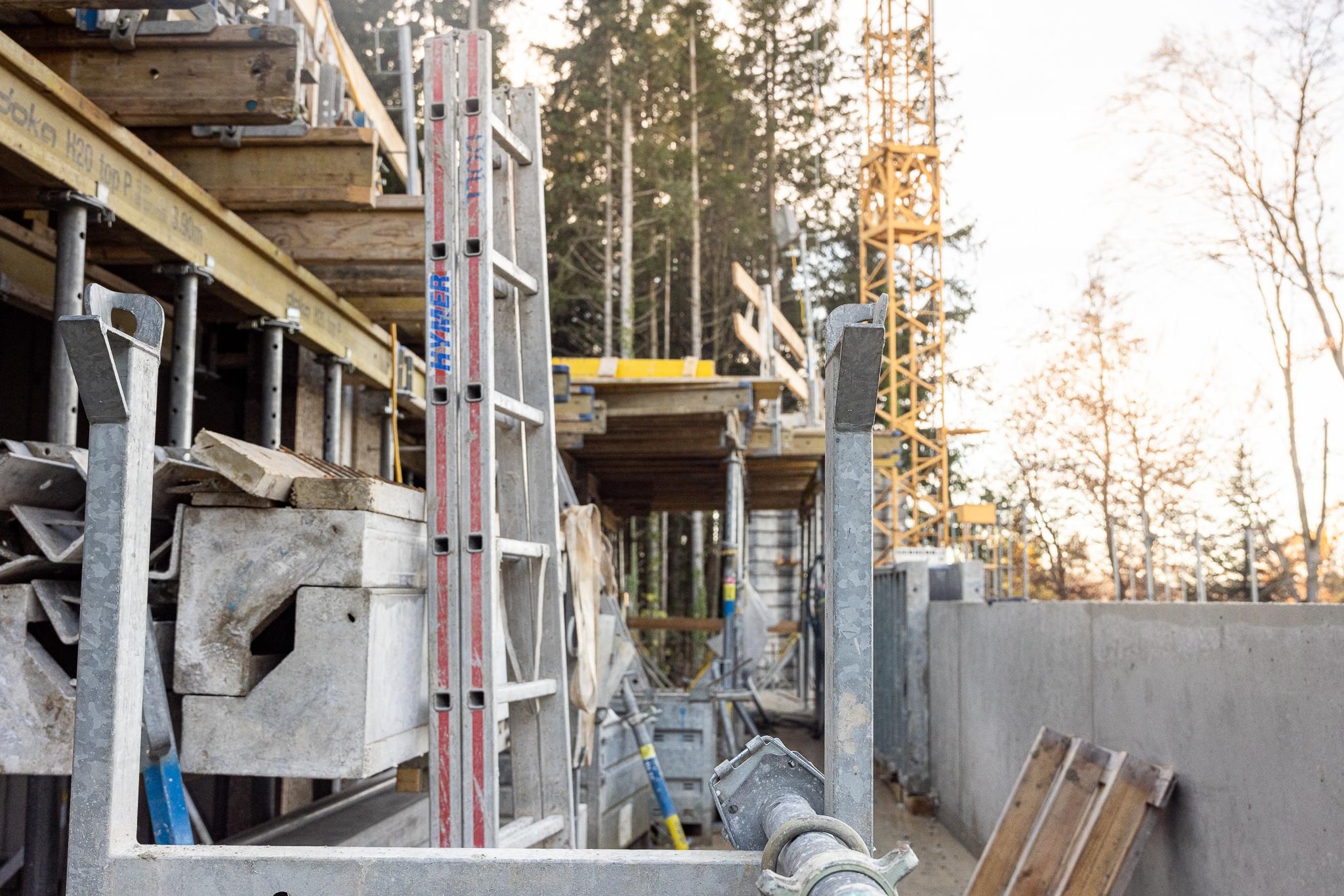 Baustellenbegleitung Mattsee KW47 Closeup WEB